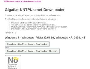 usenet service free